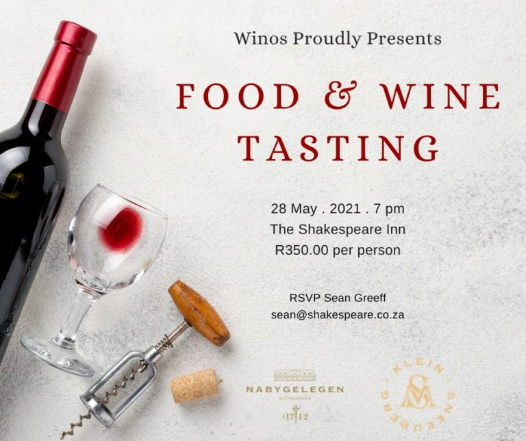 Food & Wine Testing